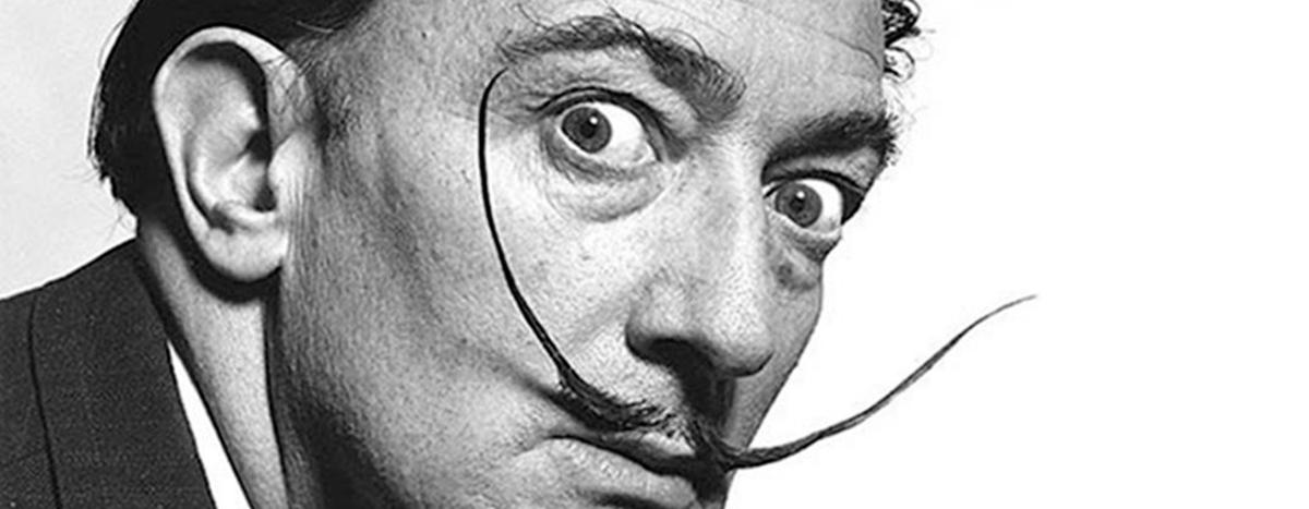 Salvador Dalí, el geni que va inspirar Fig Man