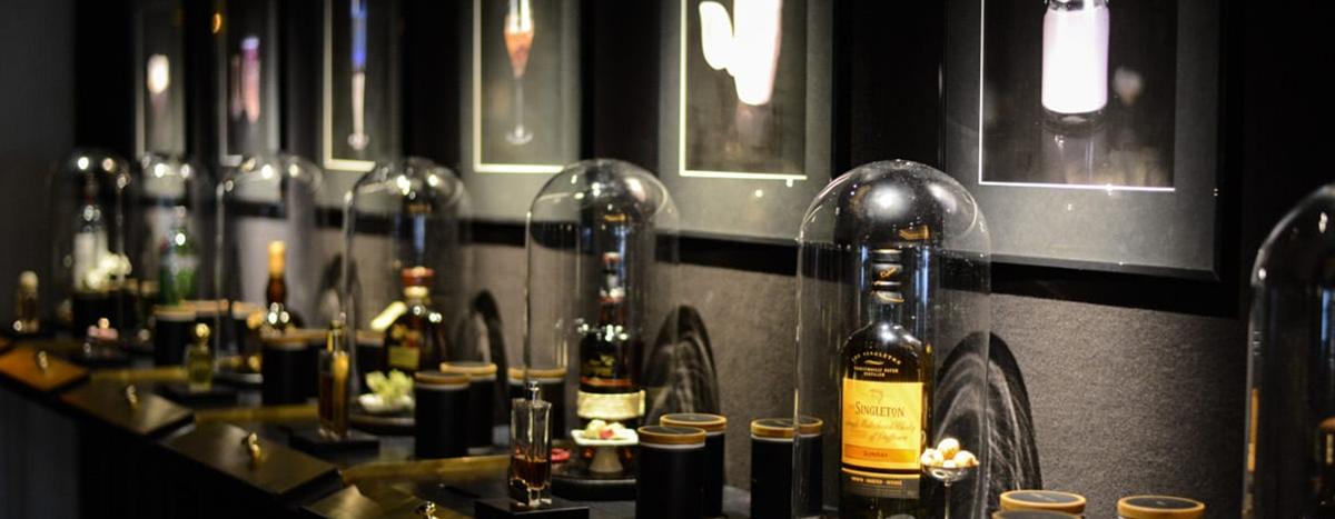 Perfume-inspired cocktail bars around the World
