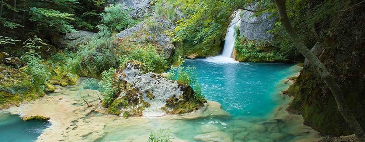 Our Favorite Natural Pools in Catalonia